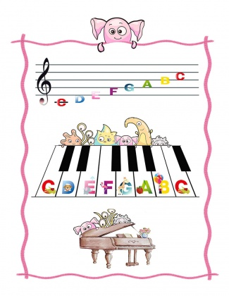pig-kids-music-scale-learning