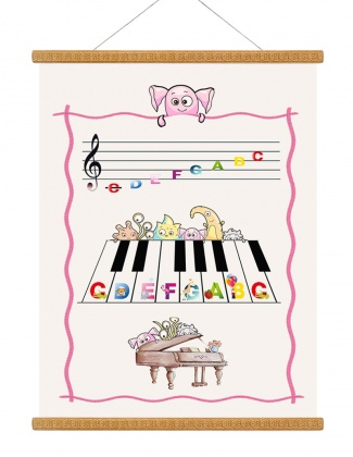 pig-kids-music-scale-learning_frame